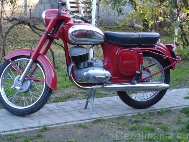 Čz 250typ455
